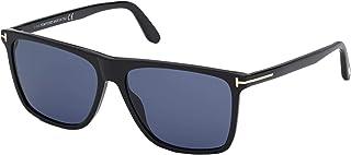 Tom Ford FLETHCER FT 0832 Shiny Black/Blue 59/15/145 men Sunglasses