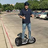 Zoom IMG-1 rcb hoverboard scooter elettrico fuoristrada