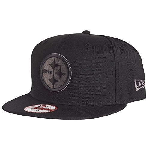 New Era 9Fifty Snapback Cap - Pittsburgh Steelers Noir