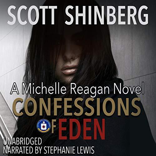 Confessions of Eden audiobook cover art