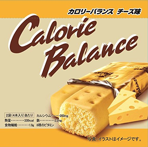 ヘテパシフィック『カロリーバランス チーズ味』