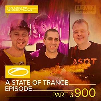ASOT 900 - A State Of Trance Episode 900 (Part 3) (+XXL Guest Mix: Giuseppe Ottaviani)