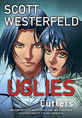 Uglies: Cutters (Graphic Novel) (Uglies Graphic Novels Book 2) (English Edition)