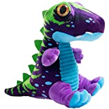HollyHOME Plush T-Rex Dinosaur Stuffed Animal Tyrannosaurus Rex Plush Doll Toy Gift for Kids, 10 Inch