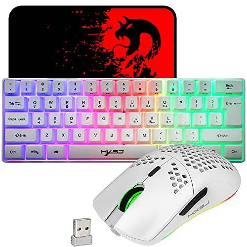 Keyboard (White)