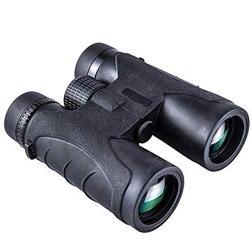 HD Outdoor-Fernglas 10x42 Tragbare Adult Teleskop Ultra-Clear-Weitwinkel-Blickfeld Wasserdicht Okulare Can Be für Konzerte, Fußballspiele Gebraucht
