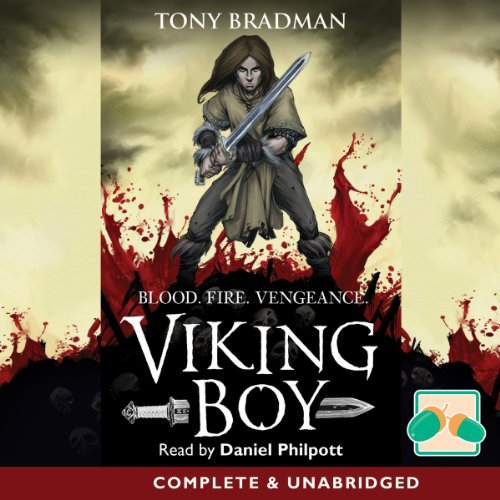 Viking Boy cover art