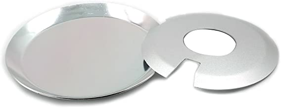 Ignition Clutch Case Covers Guards Kit For Suzuki DRZ400 DR-Z400S DRZ400SM Kawasaki KLX400 Silver