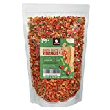 FRESH WHEN YOU NEED THEM: Perfect combo for soup, stew, sauce, stuffing, ramen, pasta, casserole and more. (Store in a cool, dry place. In hot or humid climates, store in a fridge or freezer.) WHEN WE SAY VEGETABLES, WE MEAN VEGETABLES: Premium mix, ...