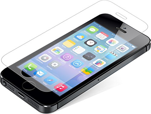 Zagg Invisibleshield Glass Screen Protector for iPhone 5 / iPhone 5s /...