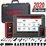LAUNCH X431 V PRO(Same Functions as X431 V+) Bi-Directional Scan Tool OBD2 Scanner Full System Scanner,ECU Coding,Actuation Test,Key IMMO,30+ Reset Functions,Full Connector Kit + EL-50448 TPMS Tool