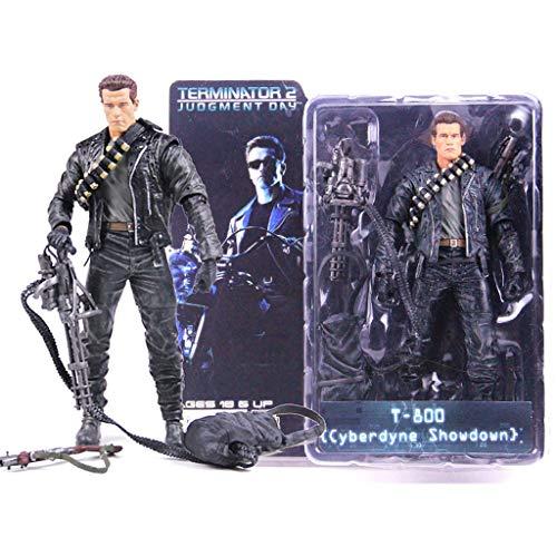 CQ Terminator 2: T-800 Figura de (Gatling) La Figura de acción de la película de la Obra Maestra Collector Toys