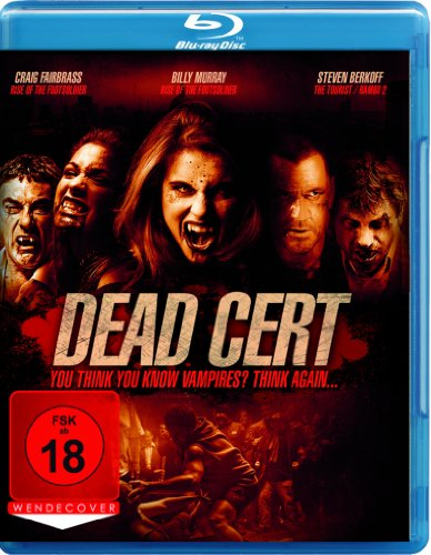 Dead Cert [Blu-ray] - You think you know Vampires? Think again...