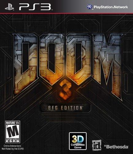 Doom 3 - Playstation 3 BFG Edition