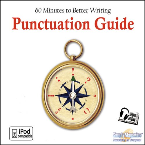 Punctuation Guide audiobook cover art