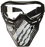 Hasbro Nerf C1697 Rival-Maske für Blaster-Battles / Wasserpistolen-Schlachten