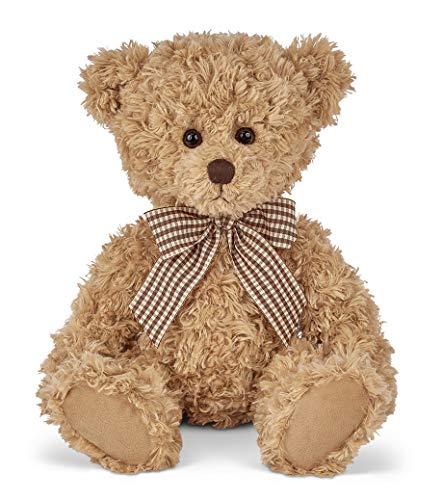 Bearington Theodore Brown Plush Stuffed Animal Teddy Bear, 17 inches
