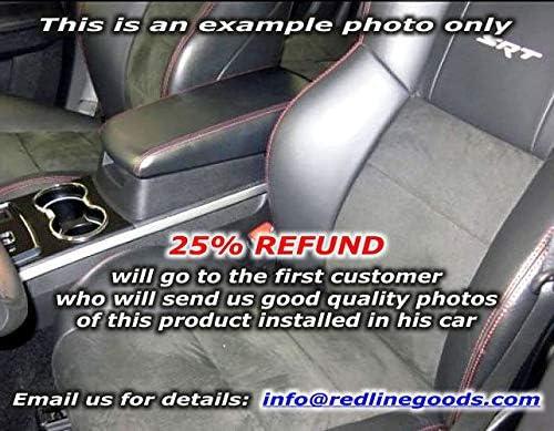 RedlineGoods armrest Cover 2 Compatible Dodge 2008- Sale SALE% Some reservation OFF Charger with