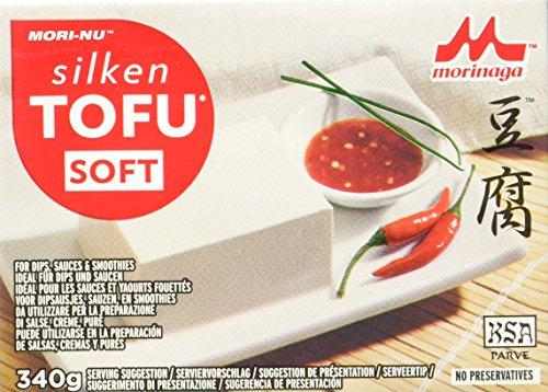 MORI-NU Tofu, weich, 12er Pack (12 x 340 g)