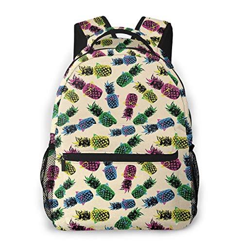 Rucksack Männer und Damen, Laptop Rucksäcke für 14 Zoll Notebook, Indie 732 Kinderrucksack Schulrucksack Daypack für Herren Frauen