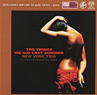 Things Did Last Summer by New York Trio (2014-01-15)