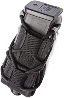 High Speed Gear Pistol Taco MOLLE Single Mag Pouch, Made in The USA