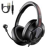 Gaming Headphones Headset with Microphone, EKSA...