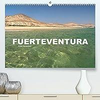 Fuerteventura (Premium, hochwertiger DIN A2 Wandkalender 2022, Kunstdruck in Hochglanz): Die Kanareninsel Fuerteventura (Monatskalender, 14 Seiten )