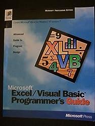Microsoft Excel/Visual Basic Programmer's Guide