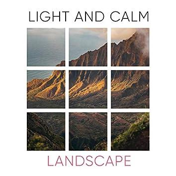 # Light and Calm Landscape