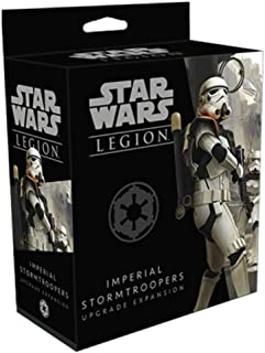 Star Wars Legion Imperial Stormtroopers Upgrade Expansion | Miniatures Game | Strategy Game for Adults and Teens | Ages 1...