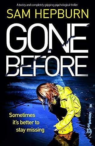 Gone Before by Sam Hepburn