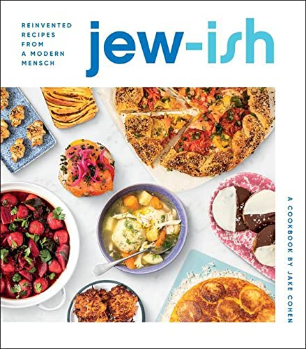 Compare Textbook Prices for Jew-ish: A Cookbook: Reinvented Recipes from a Modern Mensch  ISBN 9780358353980 by Cohen, Jake
