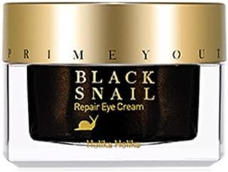 Holika Holika Prime Youth Black Snail Repair Eye Cream, 1.01 Ounce