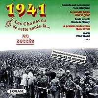 Les Chansons De Cette Annee-La 1941