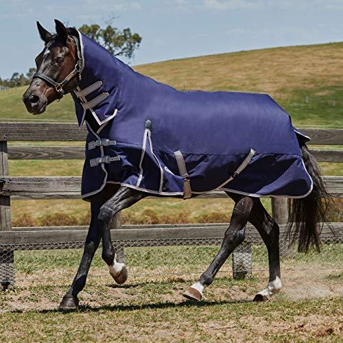 Weatherbeeta comfitec Essential 0 G Combo Cou Robuste Field HORSE PADDOCK Tapis