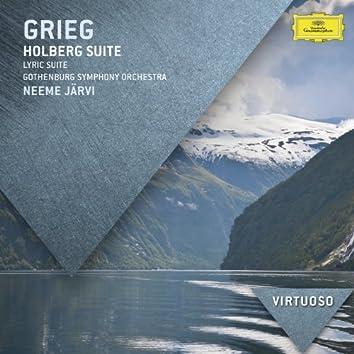 Grieg: Holberg Suite; Lyric Suite