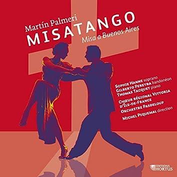 Palmeri: Misatango, Misa a Buenos Aires