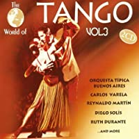 Vol. 3-World of Tango
