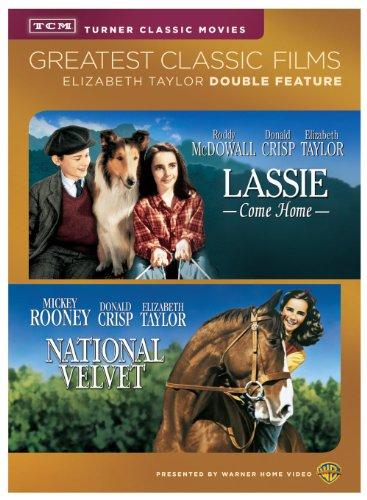 Lassie Come Home / National Velvet (2pc) / (Full) [DVD] [Region 1] [NTSC] [US Import]