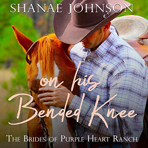 On His Bended Knee audiobook cover art