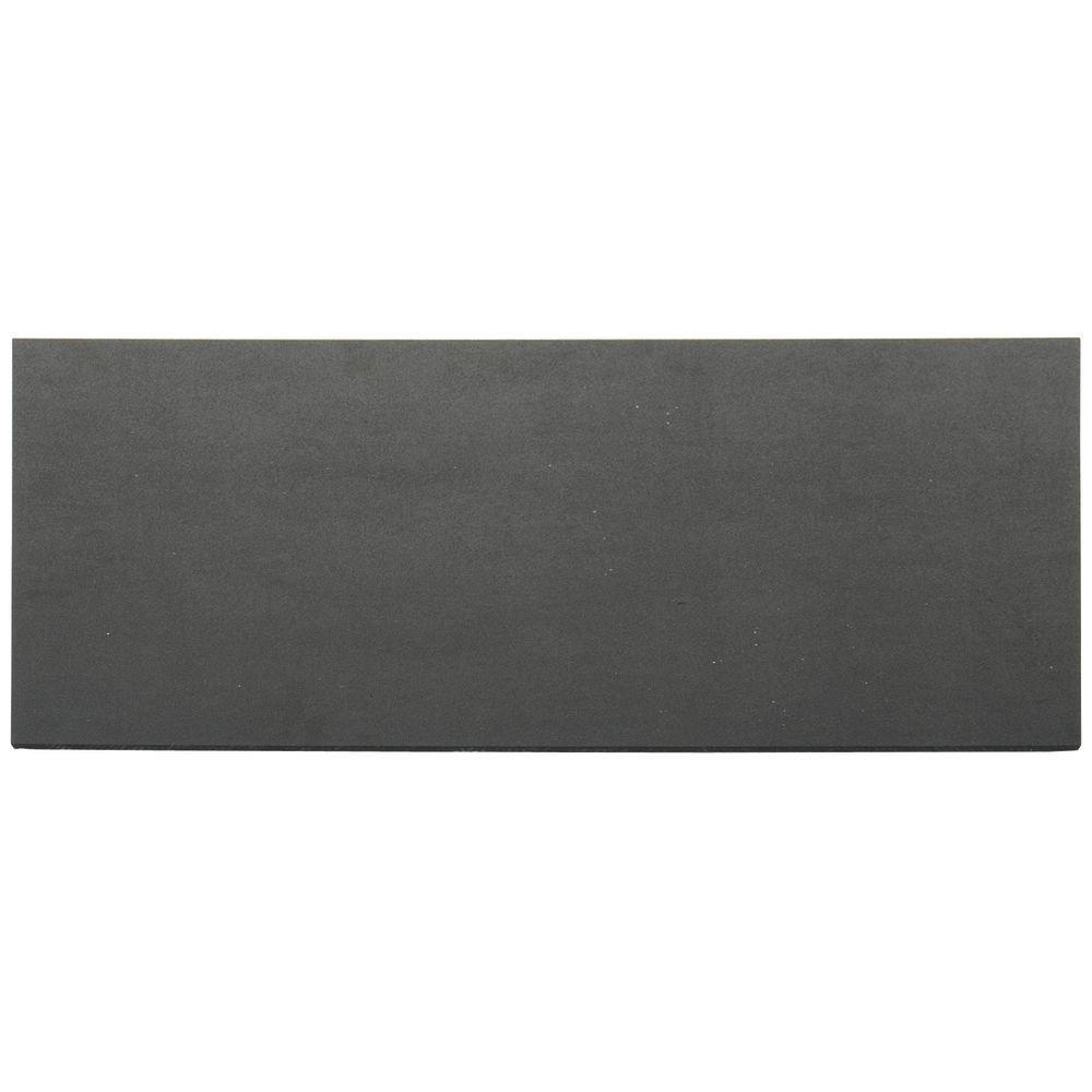 HUBERT Deli Max 80% OFF Riser Solid Black ABS 30