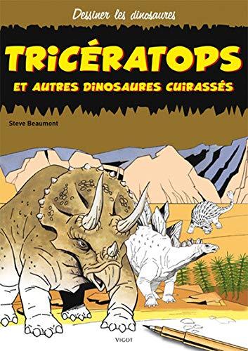 Tricératops et autres dinosaures cuirassés