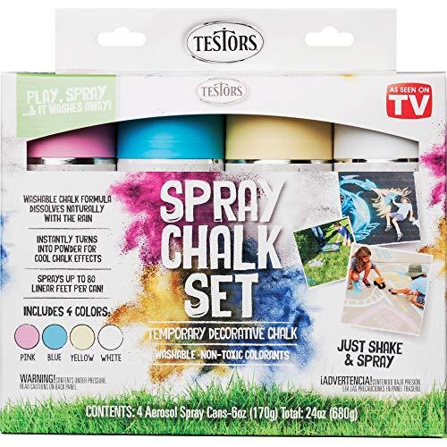 Testors Spray Chalk