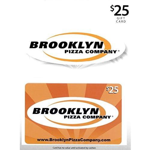 Brooklyn Pizza Company Gift Card