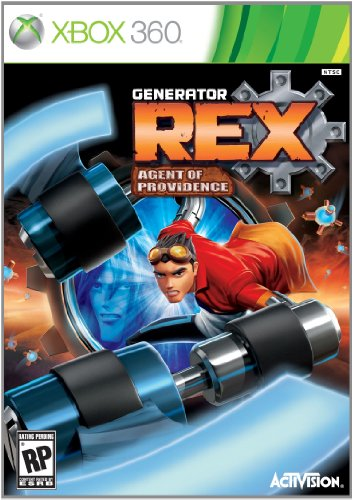 Activision Generator Rex: Agent of Providence, Xbox 360