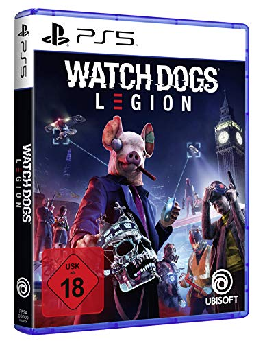 Watch Dogs Legion - Standard Edition | Uncut - [PlayStation 5] [Importación alemana]