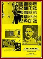 ポスター アンディ ウォーホル Warhol from the Sonnaben 額装品 ウッドベーシックフレーム(レッド)