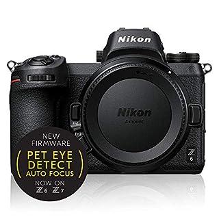 Nikon Z 6 Body Only, Black (B07KSY9X7D) | Amazon price tracker / tracking, Amazon price history charts, Amazon price watches, Amazon price drop alerts