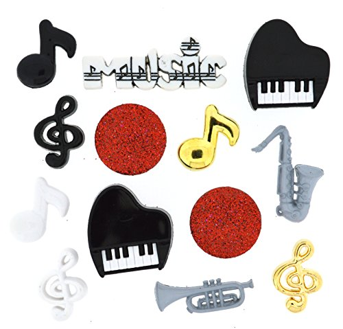 Jesse James Buttons - Dress It Up Buttons - Music - 1 package